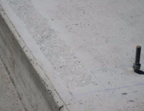 This is an image of cracked slabs contractor in carmichael california